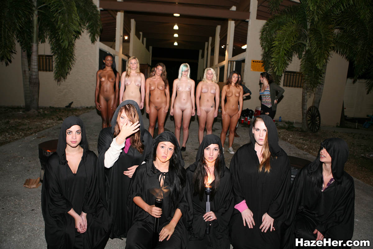 Hazing in Fraternity http://www.hazeher.co/updates/2011-hazing-in-the-woods/